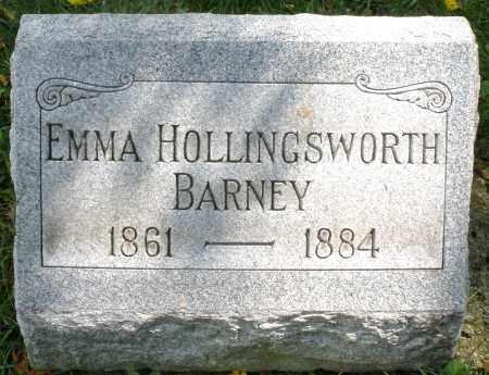 BARNEY, EMMA - Montgomery County, Ohio   EMMA BARNEY - Ohio Gravestone Photos