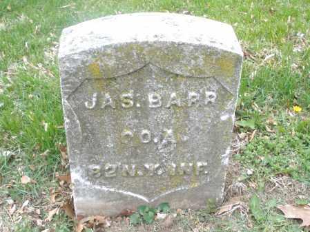 BARR, JAMES - Montgomery County, Ohio | JAMES BARR - Ohio Gravestone Photos