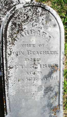 BEACHLER, BARBARA - Montgomery County, Ohio | BARBARA BEACHLER - Ohio Gravestone Photos