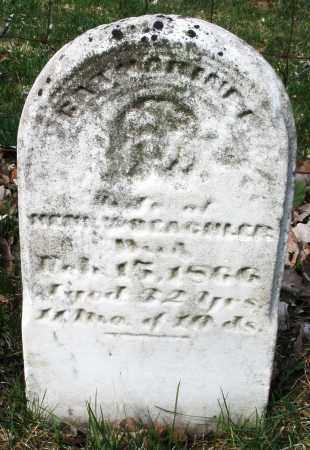 BEACHLER, CATHARINE - Montgomery County, Ohio   CATHARINE BEACHLER - Ohio Gravestone Photos