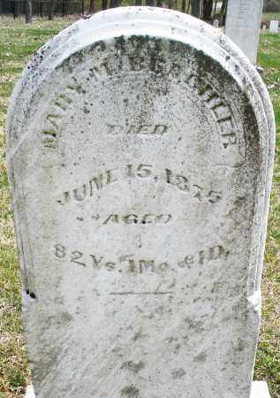BEACHLER, MARY - Montgomery County, Ohio | MARY BEACHLER - Ohio Gravestone Photos