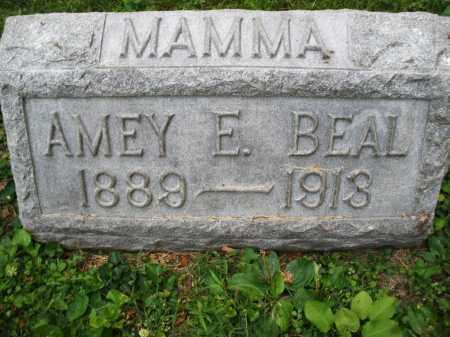 BEAL, AMEY E. - Montgomery County, Ohio | AMEY E. BEAL - Ohio Gravestone Photos
