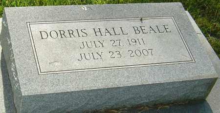 HALL BEALE, DORRIS - Montgomery County, Ohio | DORRIS HALL BEALE - Ohio Gravestone Photos