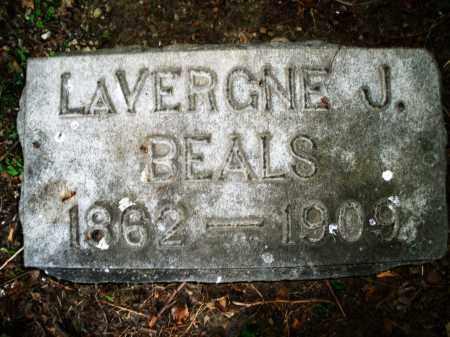 BEALS, LAVERGNE J. - Montgomery County, Ohio | LAVERGNE J. BEALS - Ohio Gravestone Photos