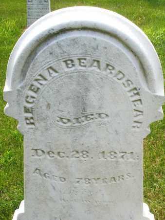 BEARDSHEAR, REGENA - Montgomery County, Ohio | REGENA BEARDSHEAR - Ohio Gravestone Photos