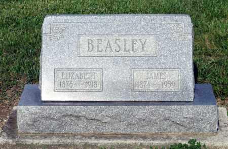 BEASLEY, ELIZABETH - Montgomery County, Ohio | ELIZABETH BEASLEY - Ohio Gravestone Photos