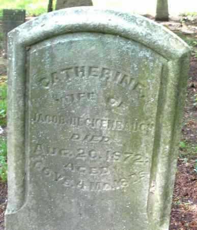 BECKENBAUGH, CATHERINE - Montgomery County, Ohio | CATHERINE BECKENBAUGH - Ohio Gravestone Photos