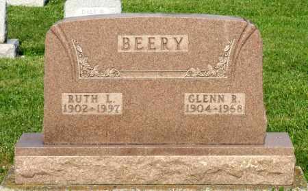BEERY, GLENN R. - Montgomery County, Ohio | GLENN R. BEERY - Ohio Gravestone Photos