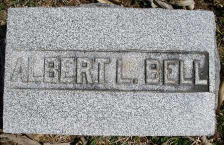 BELL, ALBERT L. - Montgomery County, Ohio | ALBERT L. BELL - Ohio Gravestone Photos