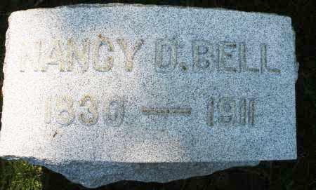 BELL, NANCY D. - Montgomery County, Ohio | NANCY D. BELL - Ohio Gravestone Photos