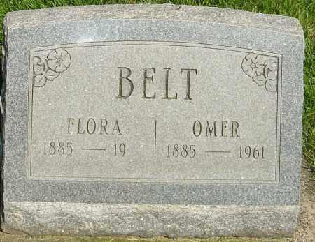 BELT, FLORA - Montgomery County, Ohio | FLORA BELT - Ohio Gravestone Photos