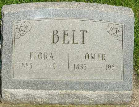 BELT, OMER - Montgomery County, Ohio | OMER BELT - Ohio Gravestone Photos