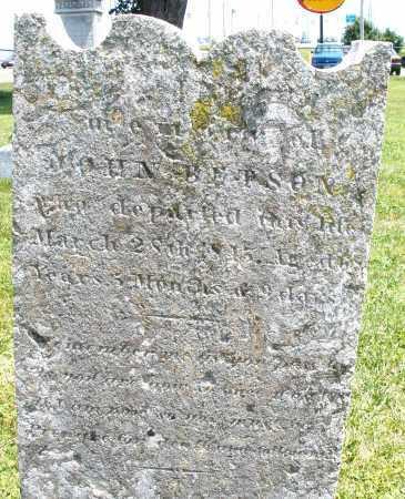 BETSON, JOHN - Montgomery County, Ohio   JOHN BETSON - Ohio Gravestone Photos