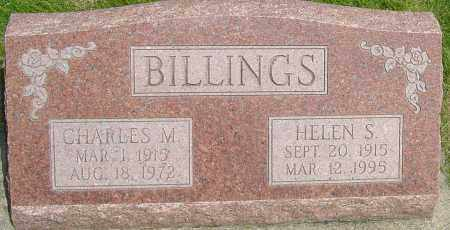 BILLINGS, HELEN S - Montgomery County, Ohio | HELEN S BILLINGS - Ohio Gravestone Photos