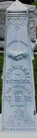 BITZER, CORMENEY - Montgomery County, Ohio | CORMENEY BITZER - Ohio Gravestone Photos