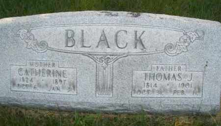 BLACK, THOMAS J. - Montgomery County, Ohio | THOMAS J. BLACK - Ohio Gravestone Photos