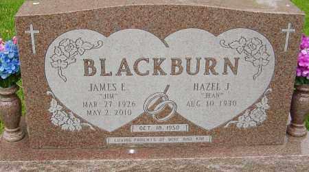 BLACKBURN, JAMES E - Montgomery County, Ohio   JAMES E BLACKBURN - Ohio Gravestone Photos