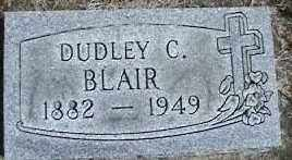BLAIR, DUDLEY C. - Montgomery County, Ohio | DUDLEY C. BLAIR - Ohio Gravestone Photos