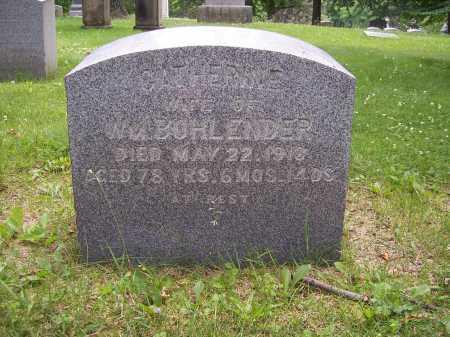 BOHLENDER, CATHARINE - Montgomery County, Ohio   CATHARINE BOHLENDER - Ohio Gravestone Photos