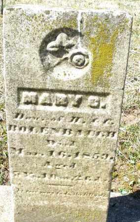BOLENBAUGH, MARY C. - Montgomery County, Ohio   MARY C. BOLENBAUGH - Ohio Gravestone Photos