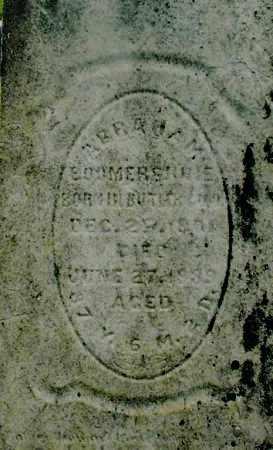 BOOMERSHINE, ABRAHAM - Montgomery County, Ohio | ABRAHAM BOOMERSHINE - Ohio Gravestone Photos