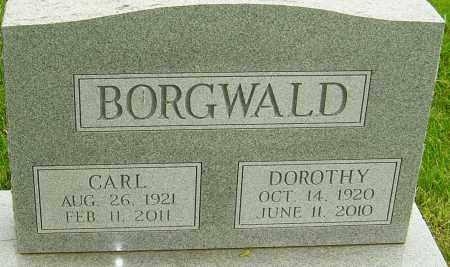 BORGWALD, DOROTHY - Montgomery County, Ohio   DOROTHY BORGWALD - Ohio Gravestone Photos