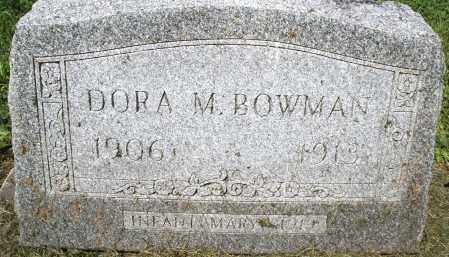 BOWMAN, MARY INFANT - Montgomery County, Ohio | MARY INFANT BOWMAN - Ohio Gravestone Photos