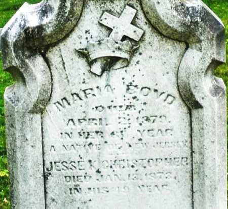 CHRISTORMER ?, JESSE K. - Montgomery County, Ohio   JESSE K. CHRISTORMER ? - Ohio Gravestone Photos