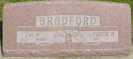 WILLIAMSON BRADFORD, EVA MARIE - Montgomery County, Ohio | EVA MARIE WILLIAMSON BRADFORD - Ohio Gravestone Photos
