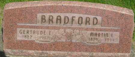 YATES BRADFORD, GERTRUDE E - Montgomery County, Ohio   GERTRUDE E YATES BRADFORD - Ohio Gravestone Photos