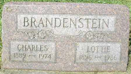 BRANDENSTEIN, CHARLES - Montgomery County, Ohio | CHARLES BRANDENSTEIN - Ohio Gravestone Photos