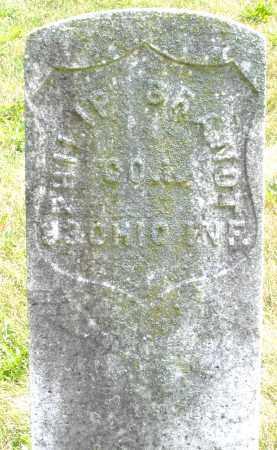 BRANDT, PHILIP - Montgomery County, Ohio | PHILIP BRANDT - Ohio Gravestone Photos