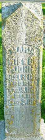 BRELSFORD, MARIA - Montgomery County, Ohio | MARIA BRELSFORD - Ohio Gravestone Photos