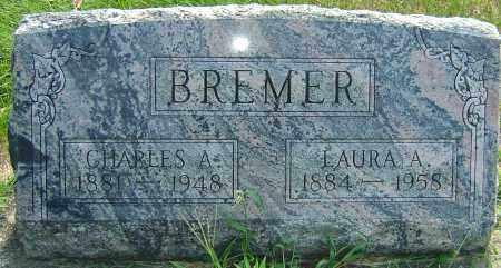 BREMER, CHARLES A - Montgomery County, Ohio | CHARLES A BREMER - Ohio Gravestone Photos