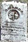 BRUMBAUGH, AMANDA - Montgomery County, Ohio | AMANDA BRUMBAUGH - Ohio Gravestone Photos