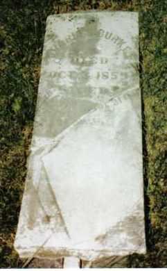 BURKET, CHARLES - Montgomery County, Ohio   CHARLES BURKET - Ohio Gravestone Photos