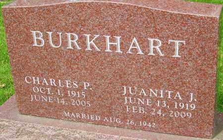 BURKHART, JUANITA J - Montgomery County, Ohio | JUANITA J BURKHART - Ohio Gravestone Photos