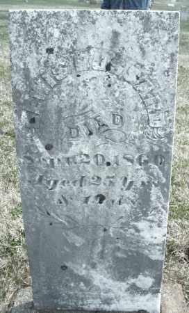 BUSSARD, LEWIS - Montgomery County, Ohio | LEWIS BUSSARD - Ohio Gravestone Photos