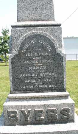 BYERS, ROBERT - Montgomery County, Ohio   ROBERT BYERS - Ohio Gravestone Photos