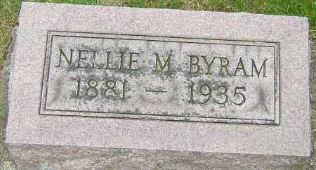 BYRAM, NELLIE MAE - Montgomery County, Ohio | NELLIE MAE BYRAM - Ohio Gravestone Photos