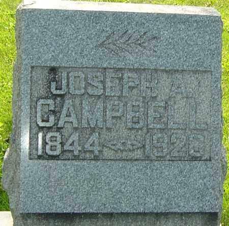 CAMPBELL, JOSEPH ALFRED - Montgomery County, Ohio   JOSEPH ALFRED CAMPBELL - Ohio Gravestone Photos