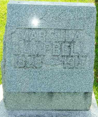 CAMPBELL, MARTILLA - Montgomery County, Ohio | MARTILLA CAMPBELL - Ohio Gravestone Photos