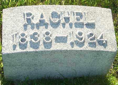 PINE CAMPBELL, RACHEL - Montgomery County, Ohio   RACHEL PINE CAMPBELL - Ohio Gravestone Photos