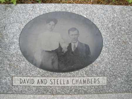 CHAMBERS, DAVID (PICTURE) - Montgomery County, Ohio | DAVID (PICTURE) CHAMBERS - Ohio Gravestone Photos