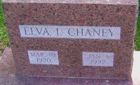 CHANEY, ELVA I - Montgomery County, Ohio | ELVA I CHANEY - Ohio Gravestone Photos