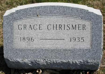 CHRISMER, GRACE - Montgomery County, Ohio   GRACE CHRISMER - Ohio Gravestone Photos