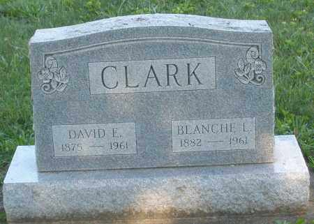 CLARK, DAVID E. - Montgomery County, Ohio | DAVID E. CLARK - Ohio Gravestone Photos