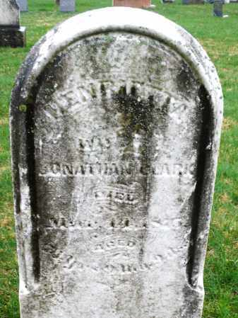 CLARK, HENRIETTA - Montgomery County, Ohio   HENRIETTA CLARK - Ohio Gravestone Photos