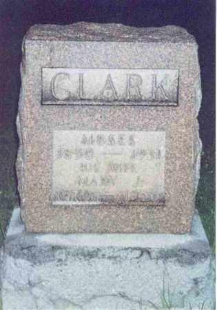 CULLERS CLARK, MARY JANE - Montgomery County, Ohio   MARY JANE CULLERS CLARK - Ohio Gravestone Photos
