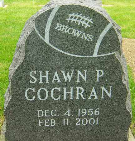 COCHRAN, SHAWN P - Montgomery County, Ohio | SHAWN P COCHRAN - Ohio Gravestone Photos
